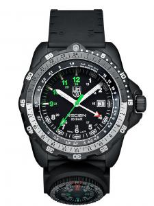 Luminox 8832 MI.F Black, Miles, Nbr Strap