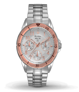 OROLOGIO BULOVA  – GLOBAL LADY