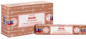 BOX INCENSO MUSK