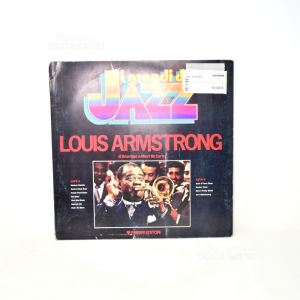 Vinile Louis Amstrong Jazz