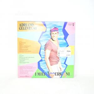 Vinile Adriano Celentano I Miei Americani