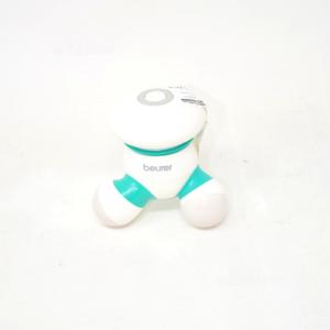 Massaggiatore A Batterie Beurer Bianoc Verde