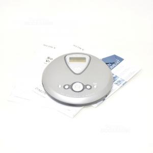 Walckman Sony Lettore Cd Con Cuffie E Istruzioni Mod.d-ne270