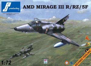 AMD Mirage III R/RZ/5F