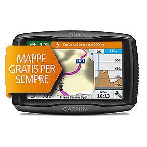 Navigatore Moto Garmin Zumo 395LM