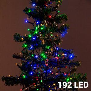 Luci di Natale (192 LED)