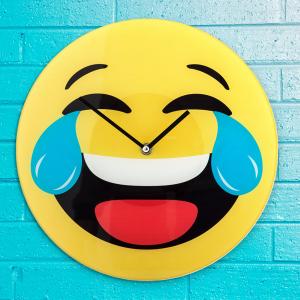 Orologio da Parete Emoticon Ridente