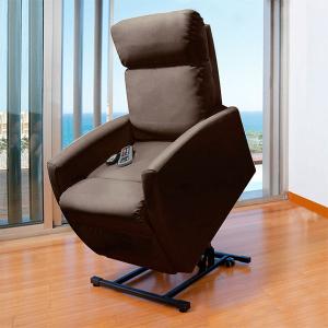 Poltrona Relax Massaggiante Alzapersona Cecotec Compact 6008