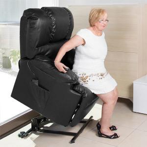 Poltrona Relax Alzapersona con Massaggio Cecotec 6011