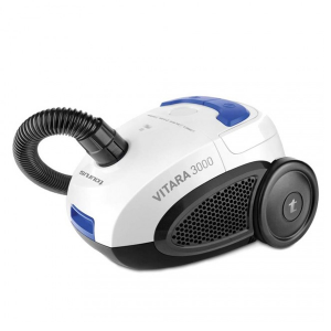 Aspirapolvere con Sacchetto Taurus Vitara 3000 New 2 L 800W 80 dB (B) Bianco Azzurro Nero
