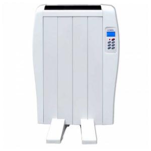 Radiatore Elettrico Digitale a Secco (4 elementi) Haverland RA4 600W Bianco