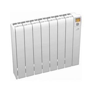 Radiatore Elettrico Digitale in Ceramica (7 elementi) Cointra 223835 1200W LCD Bianco