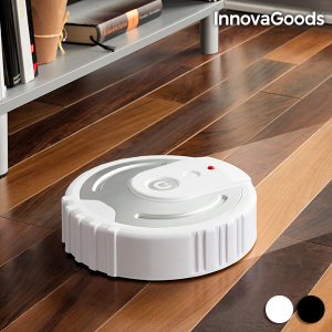 Robot Catturapolvere InnovaGoods - Colore: Nero