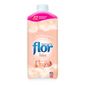 Ammorbidente Concentrato Flor Talco 1,5 L (70 Lavaggi) - Quantità: x1