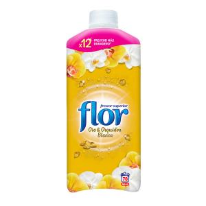 Ammorbidente Concentrato Flor Gold 1,5 L (70 Lavaggi) - Quantità: x1