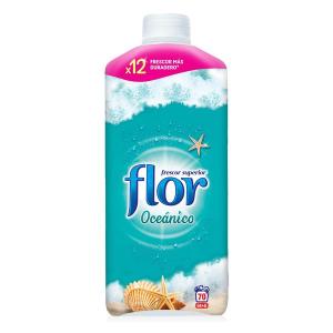 Ammorbidente Concentrato Flor Oceano 1,5 L (70 Lavaggi) - Quantità: x1