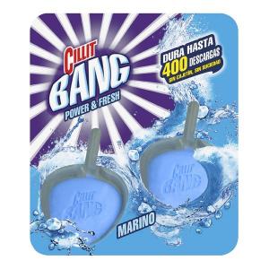 Deodorante in Pastiglie per WC Marino WC Power & Fresh Cillit Bang (Pacco da 2) - Quantità: x1