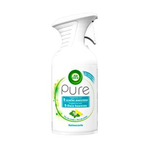 Spray per Ambienti Air Wick Pure Essential Oil Rinfrescante - Quantità: x1