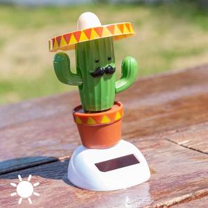 Cactus ad Energia Solare con Movimento Wagon Trend