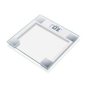 Bilancia Digitale da Bagno Beurer GS-11 Albă