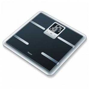 Bilancia Digitale da Bagno Beurer 761.06 Nero