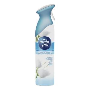 Diffusore Spray Per Ambienti Air Effects Cotton Fresh Ambi Pur (300 ml)