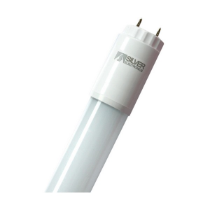 Tubo LED Silver Electronics T8 ECO 58,9 cm 6000K 9W