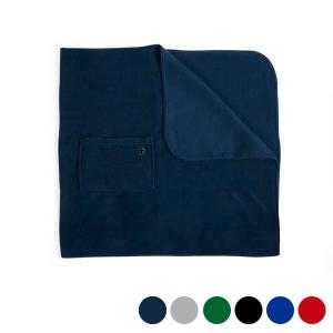 Coperta in Pile (85 x 115 cm) 145744 - Colore: Azzurro