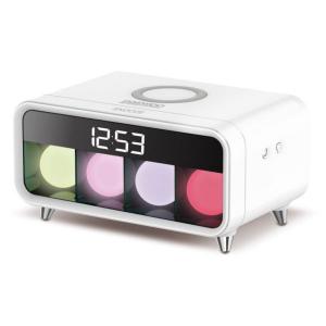 Orologio Sveglia Daewoo DCD-250 LED Bianco