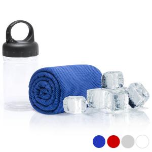 Asciugamano Refrigerante (90 x 30 cm) 145510 - Colore: Azzurro