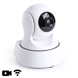 Videocamera di Sorveglianza 360º HD 145533 - Colore: Bianco