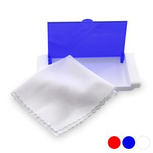 Panno in microfibra per pulire 143416 - Colore: Rosso