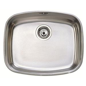 Lavello a Una Vasca Teka 10125001 BE-50.40 Acciaio inossidabile