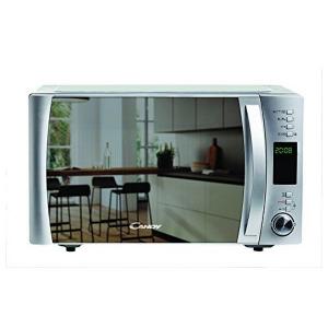 Microonde con Grill Candy CMXG25GDSS 25 L 1000W Acciaio inossidabile