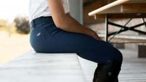 GianMa - bimba/o pantaloni equitazione 4S