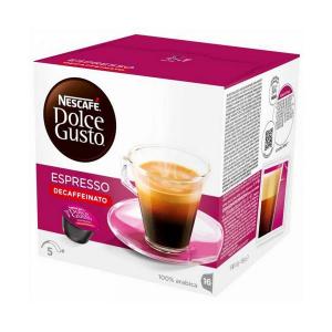 Capsule di caffè Nescafé Dolce Gusto 60658 Espresso Decaffeinato (16 uds)