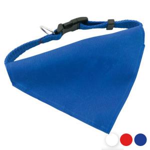 Collare con Bandana per Animali Domestici 143062 - Colore: Azzurro