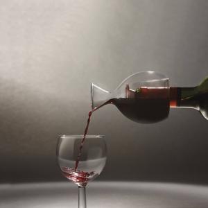 Decanter per Vino in Vetro 142427 - Selezionare la sua opzione: Vetro