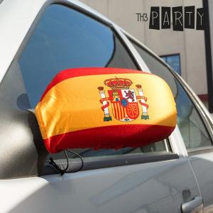 Copri Specchietti Retrovisori Bandiera Spagna (pacco da 2)