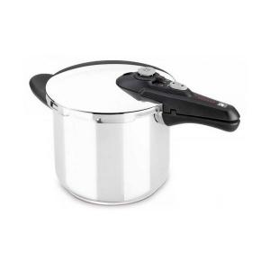 Pentola Express BRA A185104 9 L Acciaio inossidabile