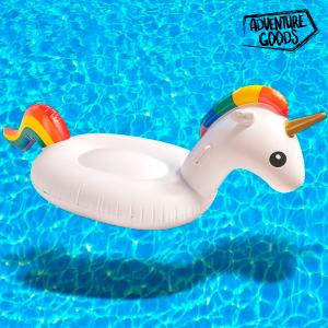 Materassino Gonfiabile Unicorno Adventure Goods