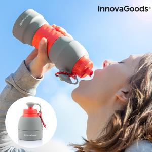 Bottiglia Pieghevole in Silicone InnovaGoods