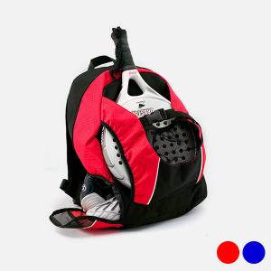 Zaino Multiuso con Portascarpe 143036 - Colore: Rosso