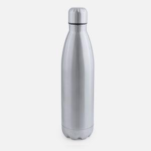 Bottiglia Termica in Acciaio Inossidabile (850 ml) 144976 - Colore: Argento
