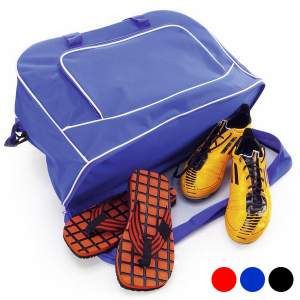 Borsa Sportiva con Portascarpe 144054 - Colore: Azzurro