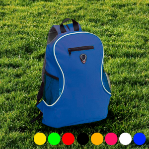 Zaino Multiuso con Uscita per Auricolari 144057 - Colore: Fucsia