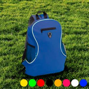 Zaino Multiuso con Uscita per Auricolari 144057 - Colore: Nero