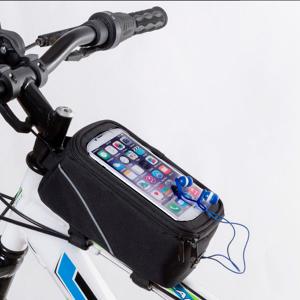 Borsa da Bicicletta 145523 - Colore: Nero