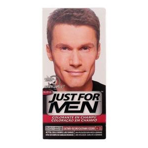 Shampoo Colorante Just For Men Just For Men Castano scuro naturale