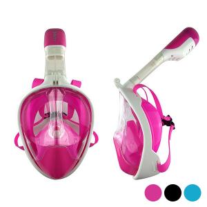 Maschera da Snorkel - Colore: Nero
